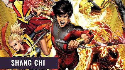 Wer ist Shang Chi? Alles zum Neuen Marvel-Charakter!