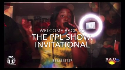 WATCH THE PPL SHOW ON @BADTVNATION