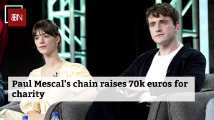 The Celebrity Charity Chain
