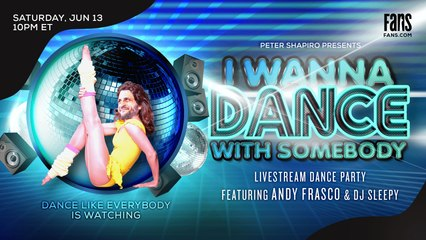 I Wanna Dance With Somebody: An Addictive Dance Party Every Saturday