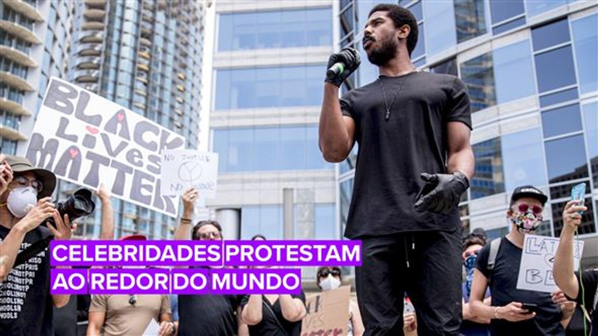 Billie Eilish, JLO e mais celebridades protestam pela #BlackLivesMatter