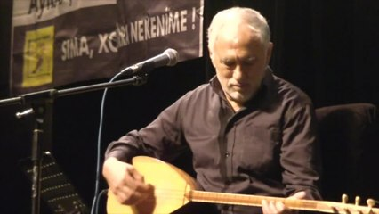 Ali BARAN - İstanbul Dersimliler Konseri - ©Baran Müzik