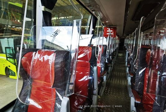 """Will this be the """"new normal"""" of bus commute in the Philippines?"""