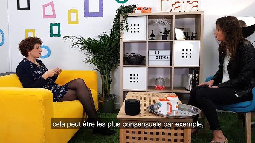IA Story « les aspects juridiques et éthiques » avec Valérie Peugeot