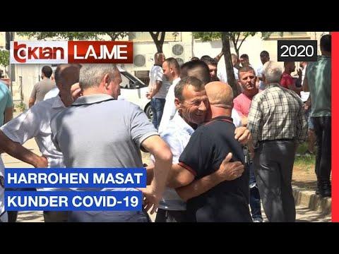 Harrohen masat kunder Covid-19 | Lajme – News