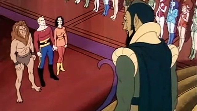 The New Adventures of Flash Gordon - 1x02 - The Monsters of Mongo