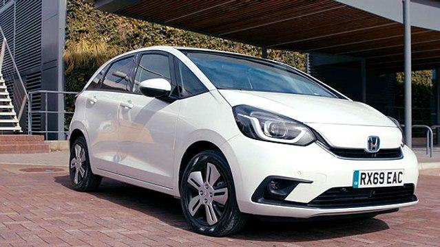 Der neue Honda Jazz und Jazz Crosstar mit e:HEV Hybridantrieb