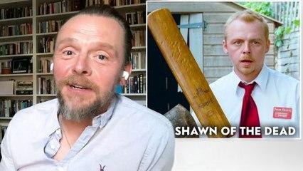Simon Pegg Breaks Down His Career, from 'Shaun of the Dead' to 'Star Trek'