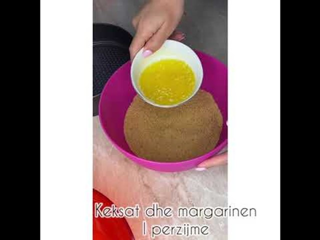 Cheesecake / Shqip