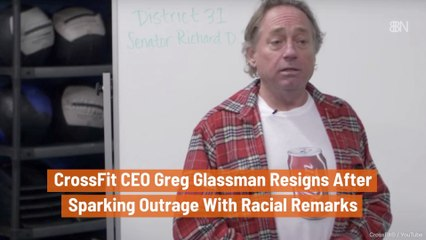 CrossFit CEO Racial Remarks