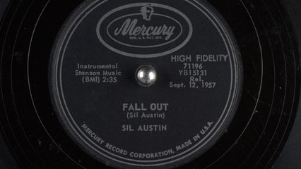 Sil Austin - Fall Out [1957]