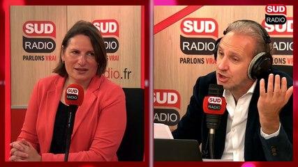 Valérie Rabault - Sud Radio jeudi 11 juin 2020