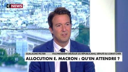 Guillaume Peltier - CNews jeudi 11 juin 2020