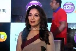 DANCE Like MADHURI DIXIT Madhuri RECALLS His First Dance Per