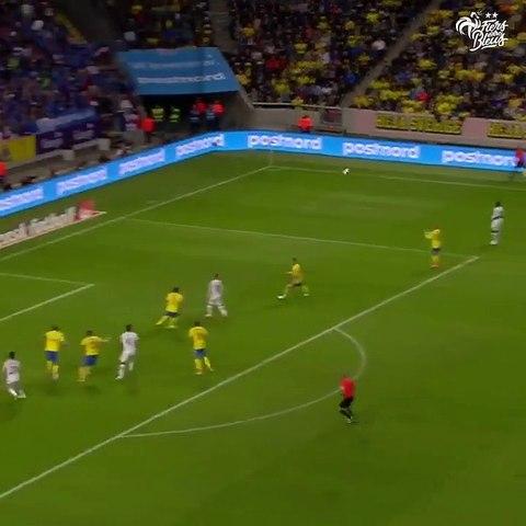 Souvenez-vous de ce but de Giroud face à la Suède il y a 3 ans en 2017 !