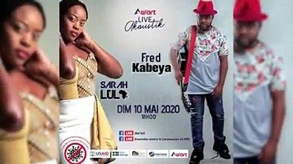 Aw'Art a organisé un concert en ligne de Fred Kabeya et Sarah Lula, deux des artistes ayant participé à la création de la chanson Tokolonga Corona ('nous allons nous défaire du coronavirus' en lingala), reprise dans le générique de la vidéo.