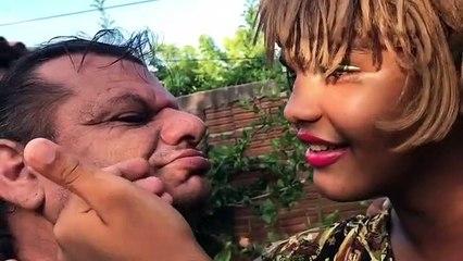 Sousense bomba nas redes sociais com vídeo de casamento com Manel do Mutirão