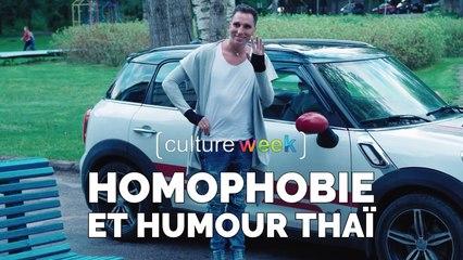 Culture Week by Culture Pub - Homophobie et Humour Thaï