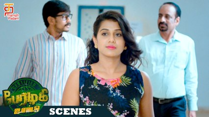 Perazhagi ISO Latest Tamil Movie Scenes | Did the project affect her lifestyle? | Thamizh Padam