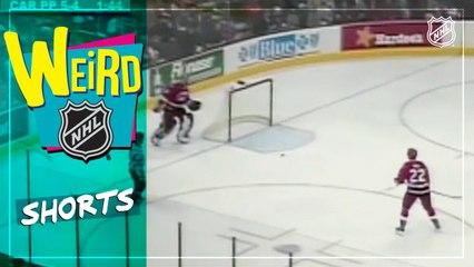 Weird NHL Shorts: Pt. 11 | Bad Bounces