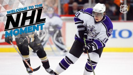 Welcome to the NHL Moment: Anze Kopitar