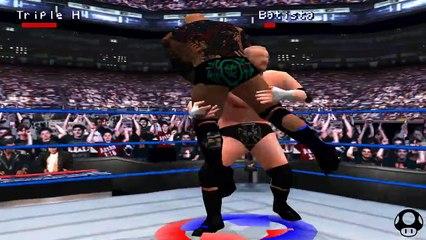 WWE Smackdown 2 - Triple H season #6