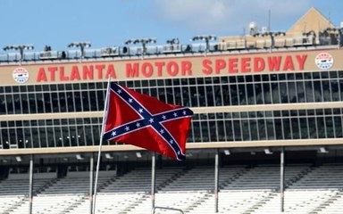 NASCAR Bans the Display of the Confederate Flag