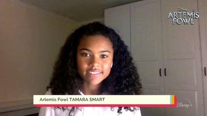 Artemis Fowl TAMARA SMART