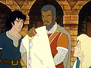 The Legend of Prince Valiant - Episode # 11 (The Dawn of Darkness)