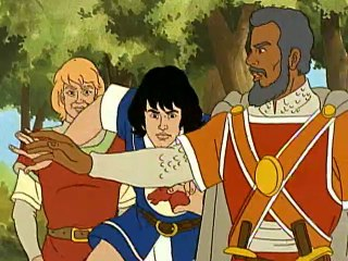The Legend of Prince Valiant - Episode # 13 (The Trap)
