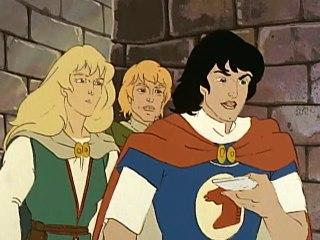 The Legend of Prince Valiant - Episode # 15 (The Awakening)