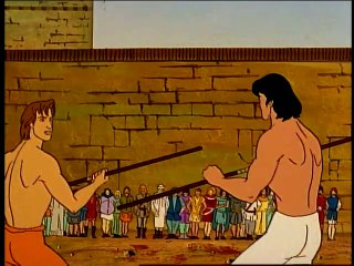 The Legend of Prince Valiant - Episode # 17 (The Competitor)