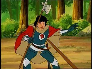 The Legend of Prince Valiant - Episode # 19 (The Fist of Iron)