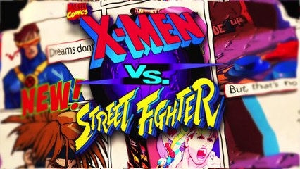 Arcade1Up X-MEN vs Street Fighter Arcade Cabinet