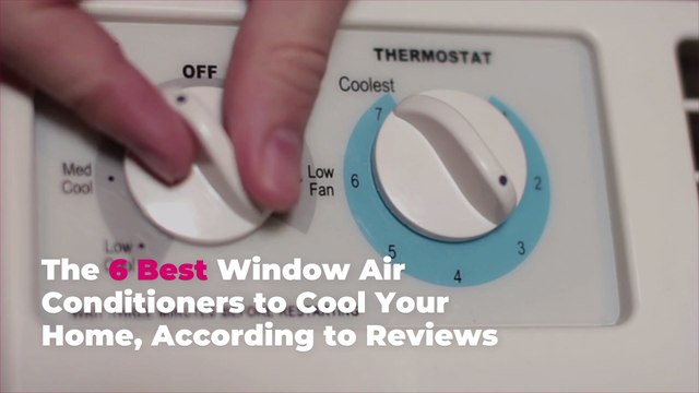 The 6 Best Window Air Conditioners to Cool Your Home, According to Reviews