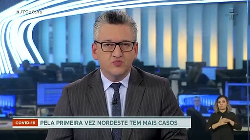 Covid-19 – Nordeste se torna o principal foco da Covid-19 no Brasil