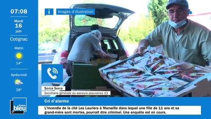 La matinale de France Bleu Provence du 16/06/2020