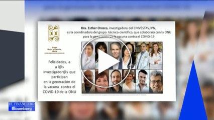 El equipo mexicano de investigadores es uno de los mejores del planeta para generar una vacuna contra el COVID-19: Esther Orozco, profesora investigadora del IPN