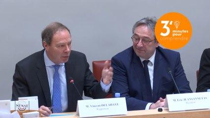[3 minutes pour comprendre]Présentation de la commission d'enquête sur  le contrôle, la régulation et l'évolution des concessions autoroutières