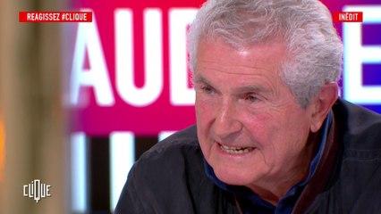 """Clique x Claude Lelouch : son nouveau film """"La vertu des impondérables"""" - CANAL+"""