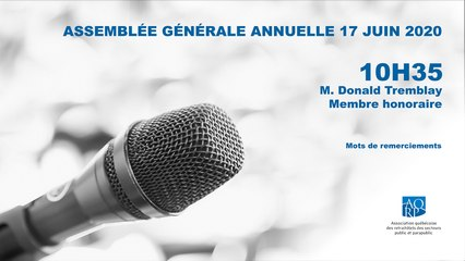 AQRP-AGA_3e partie (SUITE) Donald Tremblay_10h35