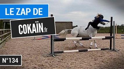 Le Zap de Cokaïn.fr n°134