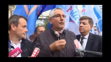 Discours de Philippe CAPON, Secrétaire Général UNSA Police, le 12 juin 2020 devant Beauvau