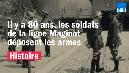 Il y a 80 ans, la Moselle et la ligne Maginot face à la guerre