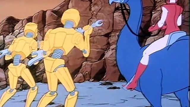 The New Adventures of Flash Gordon - 1x12 - Tournament Of Death