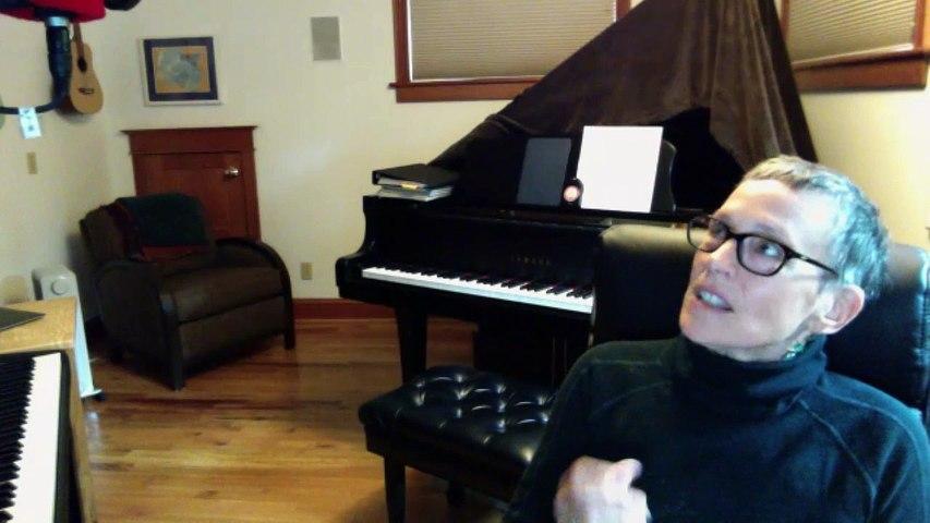 Andrew Eborn - the return of  Bar Scott -  prolific writer, vocalist & nomad