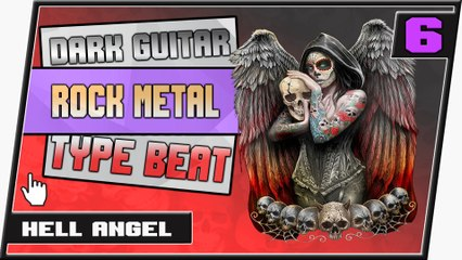 [ FREE ] Hard Guitar Alternative Rock Type Rap Beat    Hell Angel