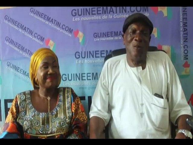 Musique : le duo Abdoulaye Brévété Diallo et Djiba Kouyaté qui ont fait danser plusieurs générations nous chantent ici le morceau Djiba