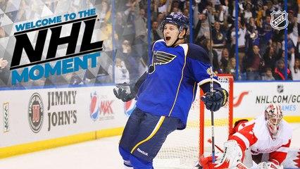 Welcome to the NHL Moment: Vladimir Tarasenko