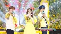 [Special Stage] chani,hyunjin,minju -aloha 찬희X현진X민주 -아로하   Show Music core 20200613